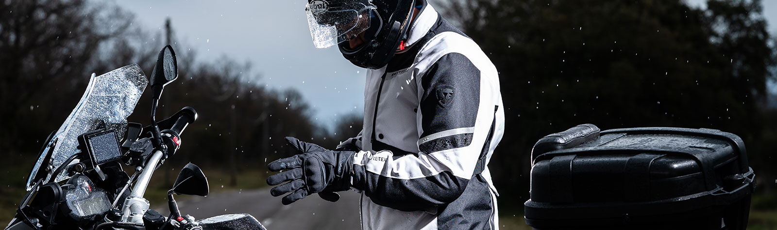 Five Gloves Moto Collection